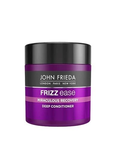 John Frieda Frizz Ease Yoğun Nemlendirici Besleyici Bakım Maskesi 150 Ml Renksiz
